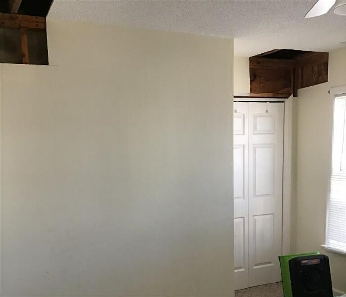 Room After Demo was Completed